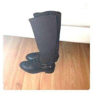 Alex Marie.Dark Brown, Knee-high Boots. Size 7.5
